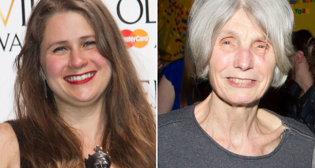 Lucy Kirkwood and Caryl Churchill