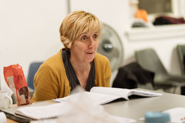Julie Hesmondhalgh in The Almighty Sometimes