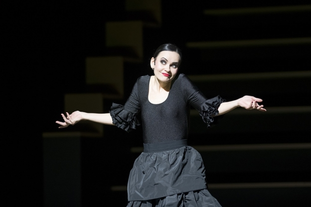 Anna Goryachova as Carmen in Carmen (ROH)