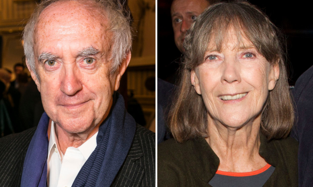 Jonathan Pryce and Eileen Atkins