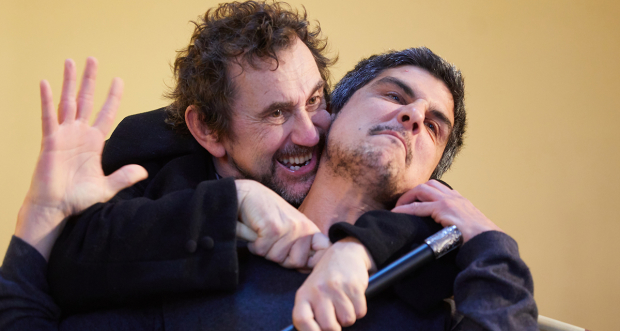Phil Daniels and Ben Jones in Dr Jekyll and Mr Hyde