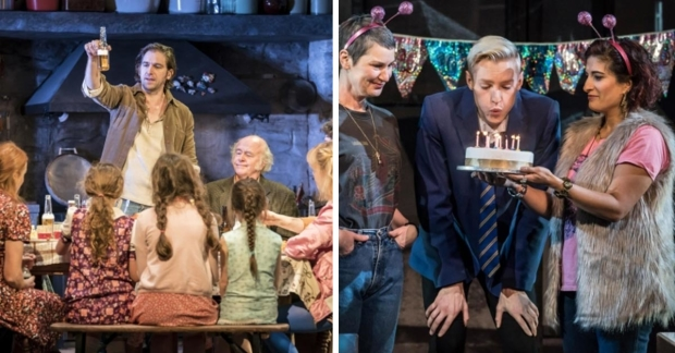 The Ferryman and Everybody's Talking About Jamie