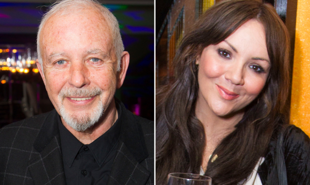 David Essex and Martine McCutcheon