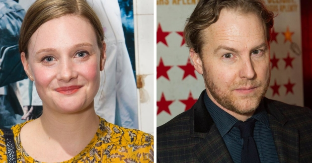 Romola Garai and Samuel West