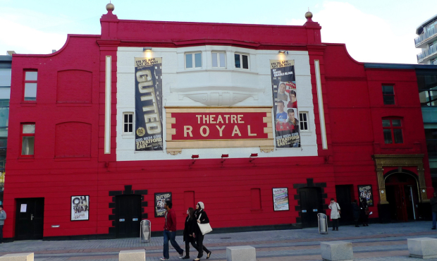 Theatre Royal Stratford East, where the Equus UK tour opens