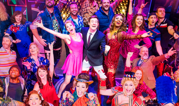 The West End cast of Kinky Boots