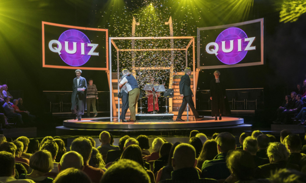 The West End production of Quiz