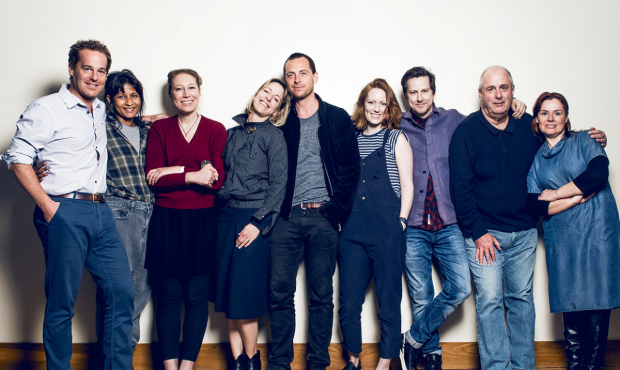 The West End cast of Consent