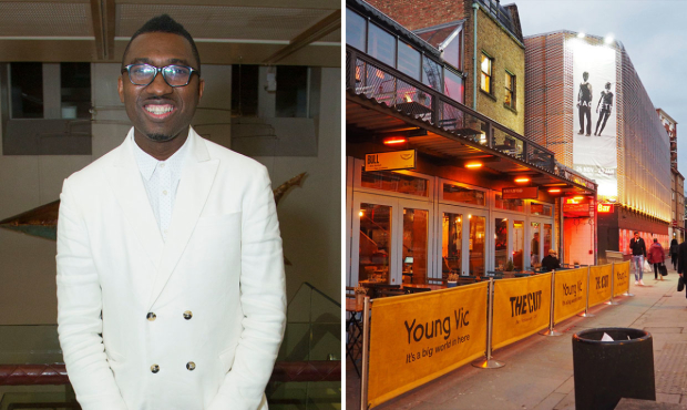 Kwame Kwei-Armah and the Young Vic