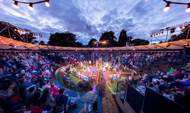 Grosvenor Park Oper Air Theatre