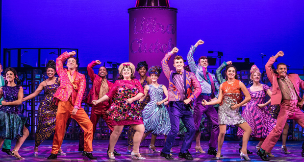 The current UK tour cast of Hairspray