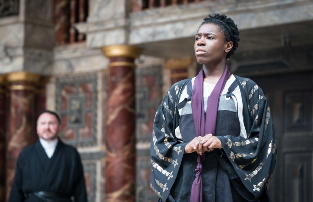 Cynthia Emeagi in Twelfth Night