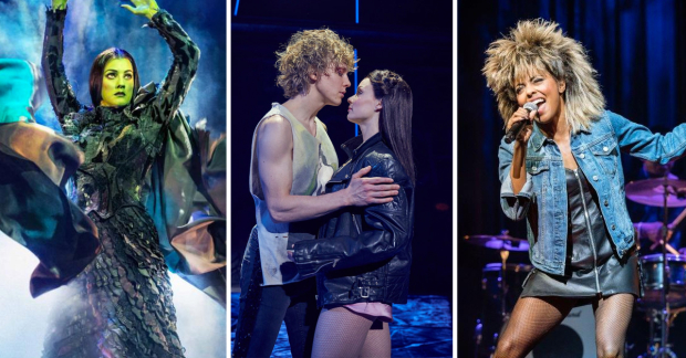 Wicked, Bat Out of Hell and Tina the Musical will all perform at this year's West End Live