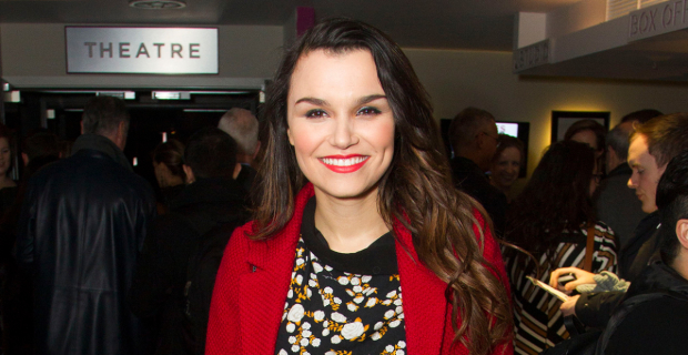 Samantha Barks, who stars in the Pretty Woman musical