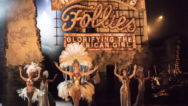 The 2017/18 production of Follies