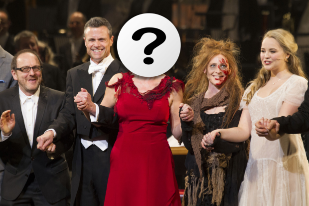 Can you work out these West End stars from their curtain call bows?