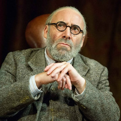 Antony Sher as Sigmund Freud