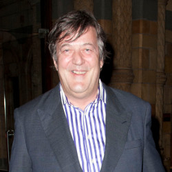 Stephen Fry is patron of Perfect Pitch