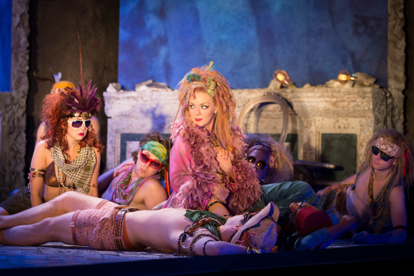 Away with the fairies: Sheridan Smith as Titania