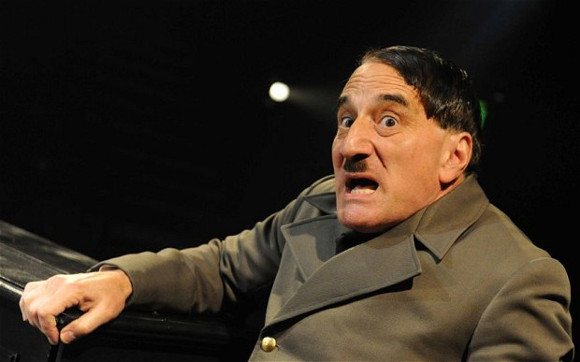 Henry Goodman in The Resistible Rise of Arturo Ui
