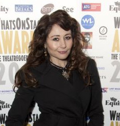 Frances Ruffelle is nominated for Piaf
