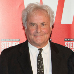 Richard Eyre at the launch of Stephen Ward