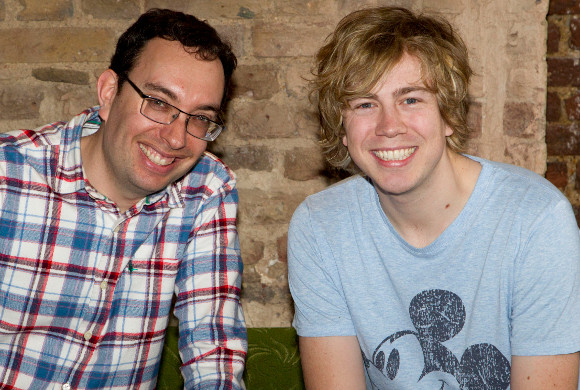Elliot Davis and James Bourne