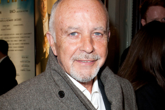 Ol' blue eyes: David Essex