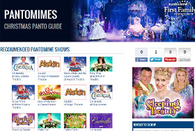 Our dedicated panto page