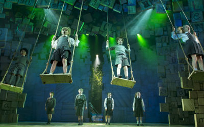 Matilda the Musical keeps the RSC soaring financially