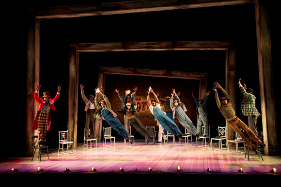 Company of The Scottsboro Boys