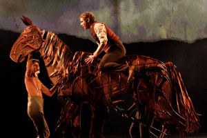 War Horse at the NT gala