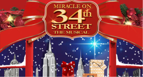 Miracle on 34th Street makes it's UK stage debut this festive season.