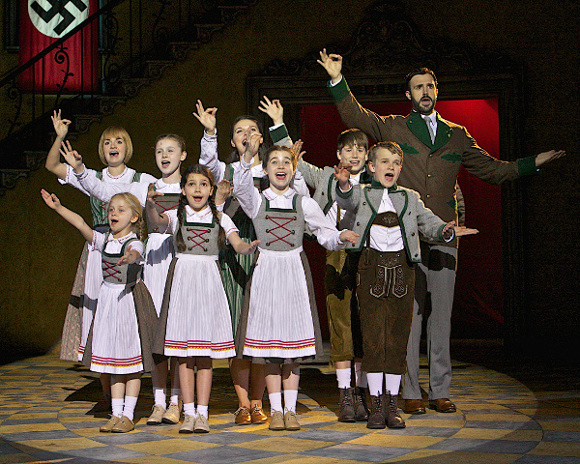 The Sound of Music was a hit for the Open Air Theatre this year