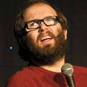 Daniel Kitson will present his new show Analog.ue
