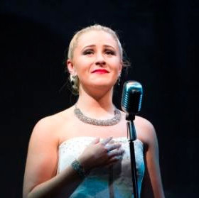 Mollie Melia-Redgrave as Eva Peron