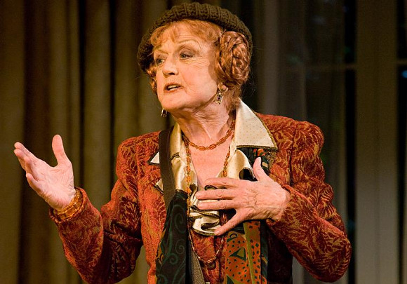 Angela Lansbury as Madame Arcati on Broadway (2009)