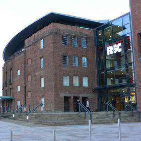 Royal Shakespeare Theatre, Stratford-upon-Avon