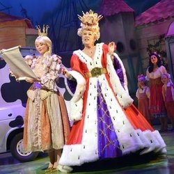Jack and the Beanstalk runs at the Theatre Royal, Newcastle until 18 January 2014.