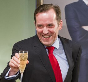 Ben Miller as Robert Houston MP