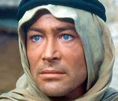 O'Toole in Laurence of Arabia