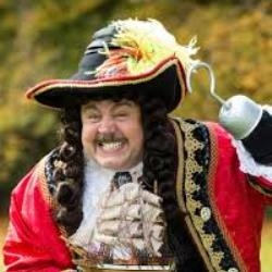 Cliff Parisi as Captain Hook
