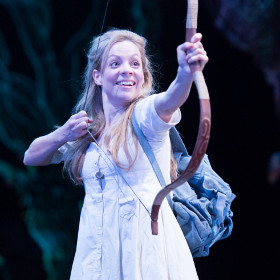 Fiona Button in Wendy and Peter Pan