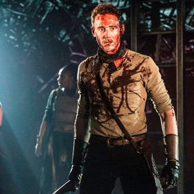 Tom Hiddleston as Coriolanus