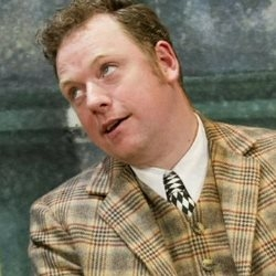Rufus Hound in the previous tour