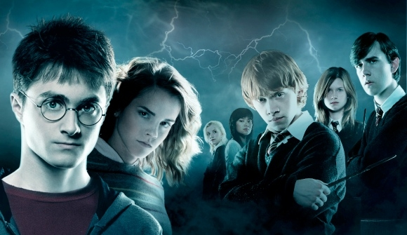 The cast of the film series was led by Daniel Radcliffe, Emma Watson and Rupert Grint