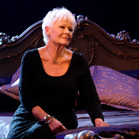 Judi Dench during the NT 50th gala