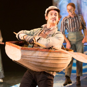 Will Kemp as Ratty in The Wind in the Willows