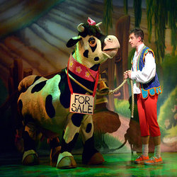 Jack and the Beanstalk runs at the Theatre Royal Newcastle until 18 January