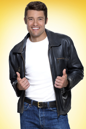 Ben Freeman as The Fonz